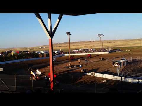 El paso county speedway night at the races