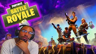 FORTNITE BATTLE ROYAL - HUNTING FOR GIFTS UNDER XMAS TRESS