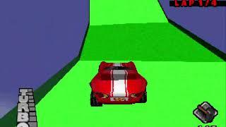 Hot wheels turbo racing gameplay 2