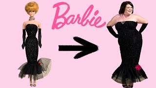 We Tried A Barbie Vintage Clothing Line