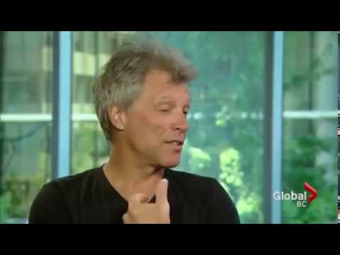 "''Integrity matters"", Jon Bon Jovi interview about Vancouver cancelled show"