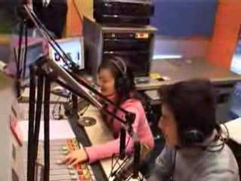 Jade interview in FM97.0 (Sichuan Radio)
