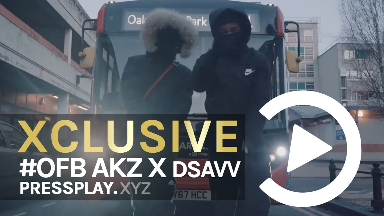 Download #OFB Dsavv x Akz - No Kiddin (Music Video)
