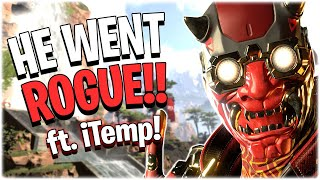 iTemp Joins the Battle!! (Apex Legends PS4)
