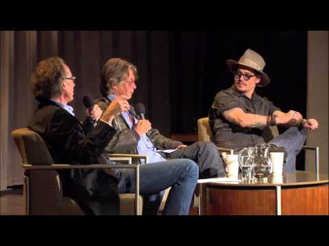 """The Rum Diary"" cast chat featuring Johnny Depp"