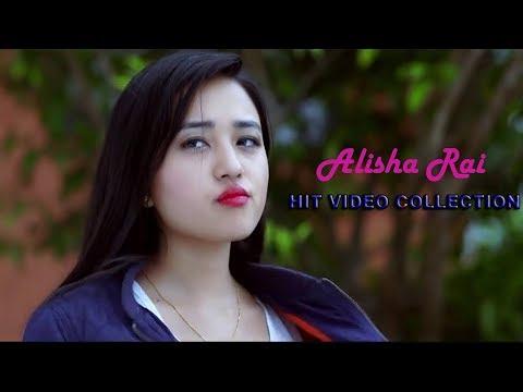 Alisha Rai Hit New  Video Collection 2017    Nepali  Song