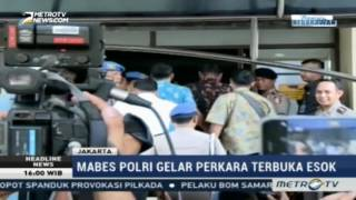 Download Video Komjen Pol Ari Dono Jadi Pimpinan Gelar Perkara Ahok MP3 3GP MP4