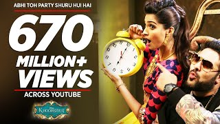 Repeat youtube video 'Abhi Toh Party Shuru Hui Hai' FULL VIDEO Song | Khoobsurat | Badshah | Aastha