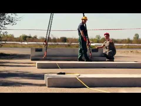 Miary i Wagi - Montaż Wagi Samochodowej