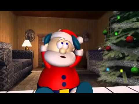 Funny Christmas Picture.Funny Christmas Video Funny Santa Christmas Videos Riversongs Videos Flv
