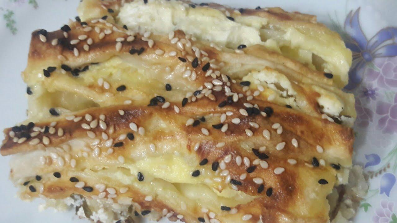 Kırma Börek (Göçmen Böreği)