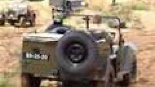 Gaz 69 ir Gaz 67, Retromobile 4x4