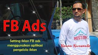 FB Ads - Setting iklan menggunakan pengelola iklan screenshot 2