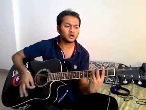 Aaj phir tumpe pyaar aaya hai- Guitar Cover (Hate story 2) by Vishant