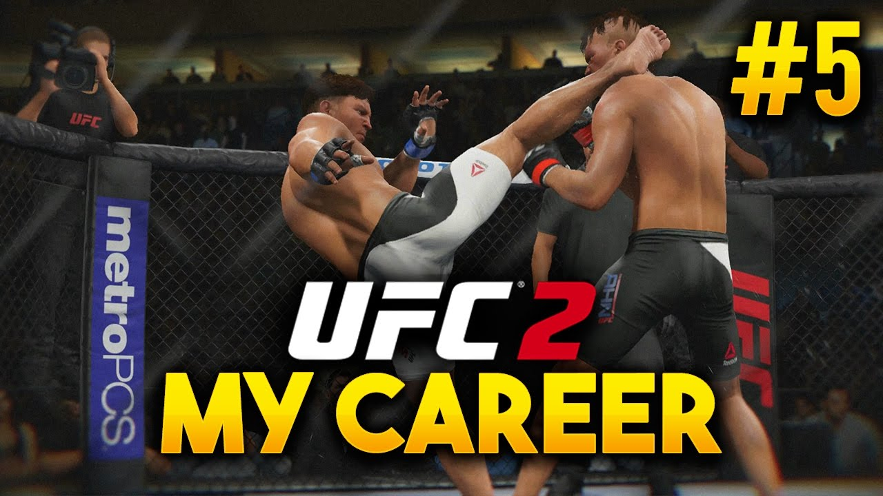 EA Sports UFC Career Mode