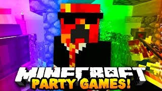 Minecraft PARTY GAMES 'TWO PRESTONS...?' #14 w/PrestonPlayz & LandonMC