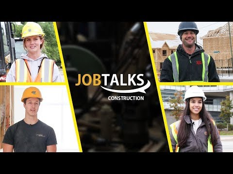 Construction careers are highly rewarding, Ontario workers say on video series