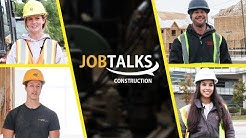 Job Talks Construction - Trailer