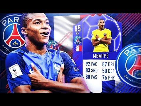 FIFA 18: IF MBAPPE Squad Builder BATTLE 🔥🔥