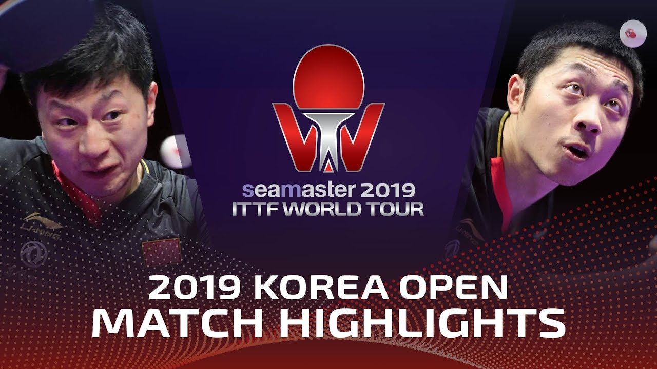 Download Ma Long vs Xu Xin | 2019 ITTF Korea Open Highlights (Final)