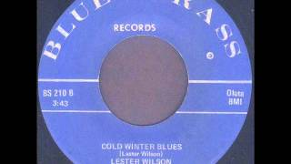 Lester Wilson - Cold Winter Blues