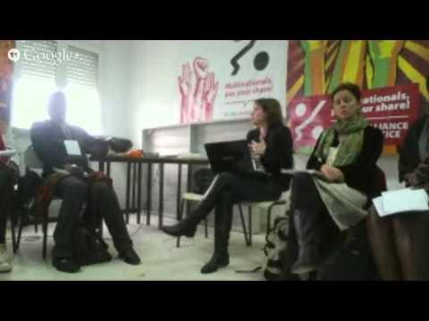 Global Alliance for Tax Justice / Alliance mondiale pour la justice fiscale / Alianza Global por ...