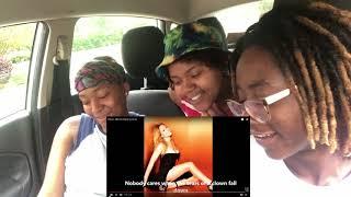 Mariah Carey Clown lyric video (Reaction)