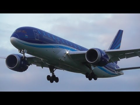 1 Hour+ Plane Spotting at London Heathrow Airport, RW27L Arrivals