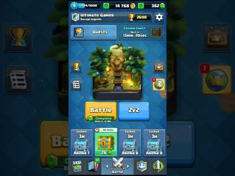 How To Get Multiple Accounts On Clash Royale | Android