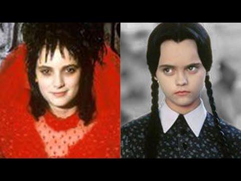 Lydia Deetz vs Wednesday Addams  YouTube