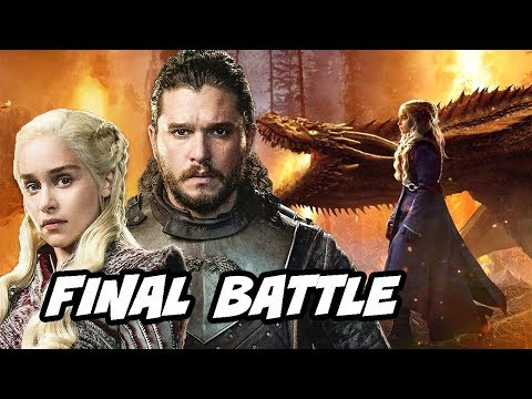 Game Of Thrones Season 8 Episode 5 Daenerys Vs Cersei Trailer Breakdown