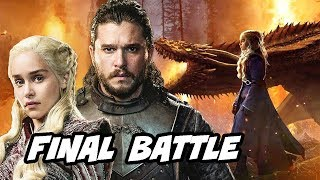 Game Of Thrones Season 8 Episode 5 Daenerys vs Cersei Trailer Breakdown