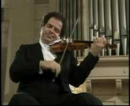 Itzhak Perlman - Tchaikovsky Valse Scherzo op 23