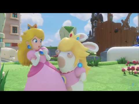Mario + Rabbids: Kingdom Battle Interview - Associate Producer Interview (NIntendo Switch)