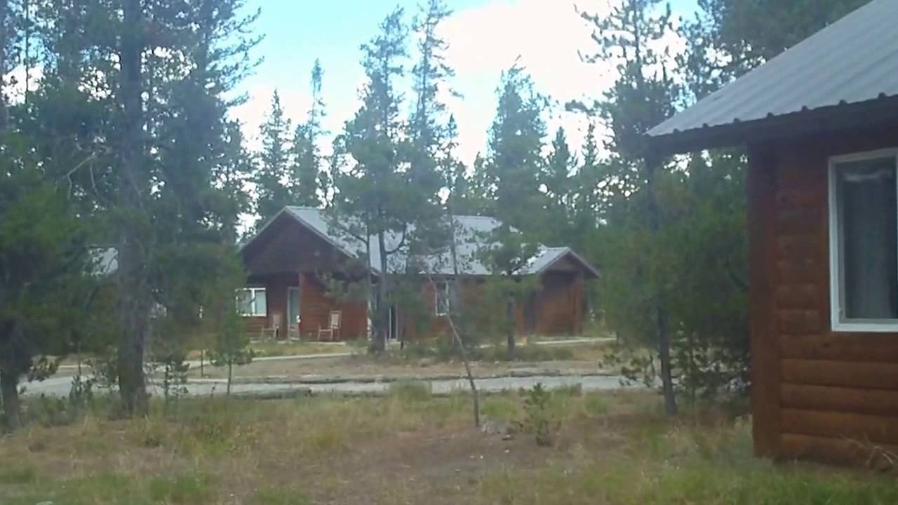 Headwaters lodge and cabins at flagg ranch youtube for Headwaters cabins gran teton recensioni