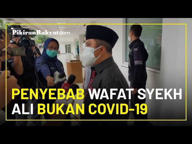 Bukan Covid-19, Ustaz Yusuf Mansur Beberkan Penyebab Wafatnya Syekh Ali Jaber