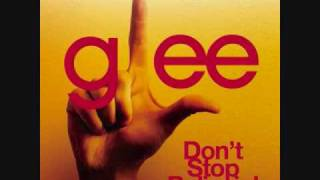DONT STOP BELIEVIN - GLEE CAST HQ OFFICIAL  FREE DOWNLOAD DESCARGAR