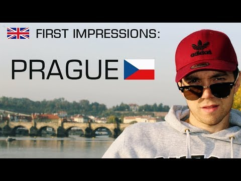 Prague, Czech Rep. [FIRST IMPRESSIONS]