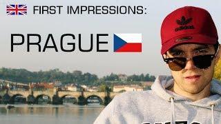 Prague, Czech Rep. [FIRST IMPRESSIONS]