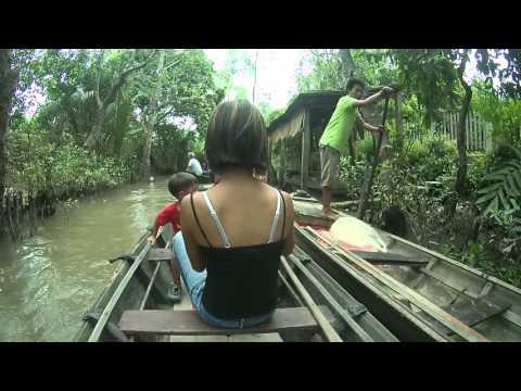 mekong river tour Ho Chi Minh Cai Be   Vinh Long