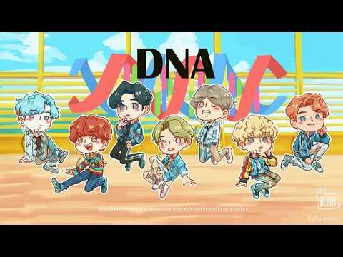 BTS (방탄소년단) 'DNA' Audio | 500kbps