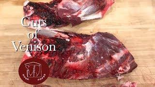 Cuts of Venison