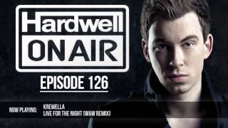 Hardwell On Air 126