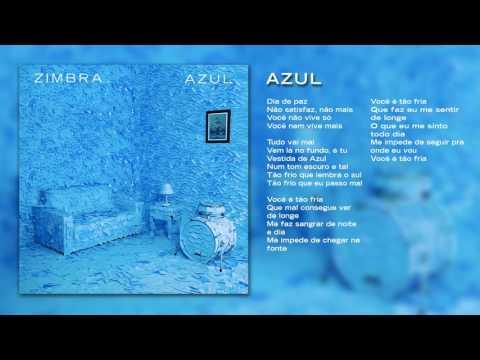 Zimbra - Azul (Áudio Oficial)