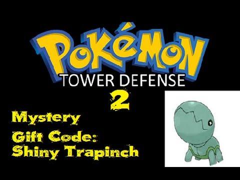 ... ] Pokemon Tower Defense 2 Mystery Gift Code Shiny Trapinch V1 31 1