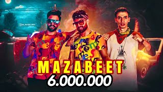 MAZABEET Hekal Twins ft Amir Shiko (Official Music Video) | فيديو كليب مظابيط
