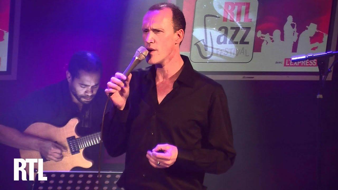 David Linx | Letter to my son en live dans l'heure du Jazz RTL | RTL - RTL