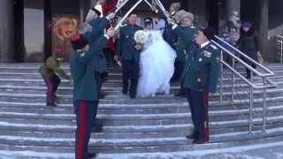 Казаки. 2014 Свадьба Шашки