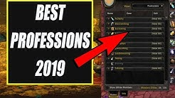 WoW Professions Ranked for 2019 | Best and Worst Professions for Gold