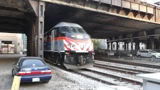 シカゴ通勤鉄道メトラMD線 Chicago metropolitan area commuter railroad